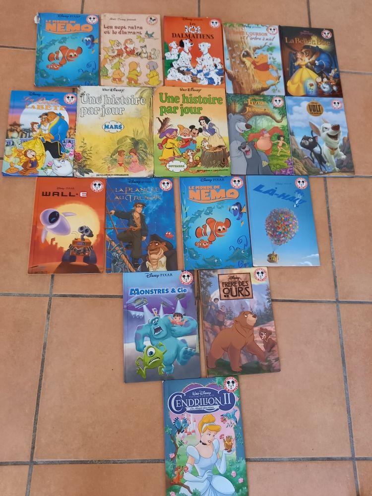 livres enfant différents types Livres et BD