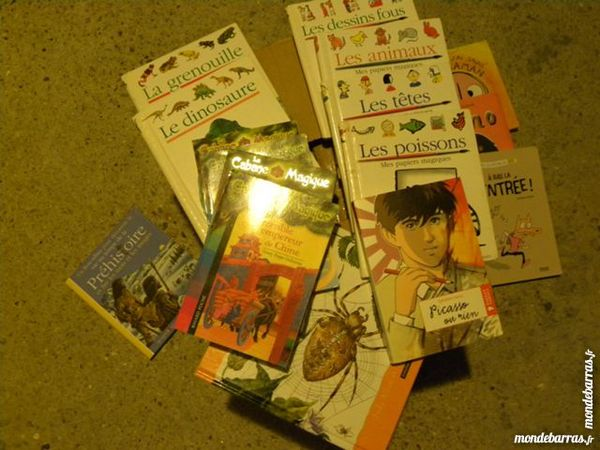 livres d'enfant divers 10 Pantin (93)