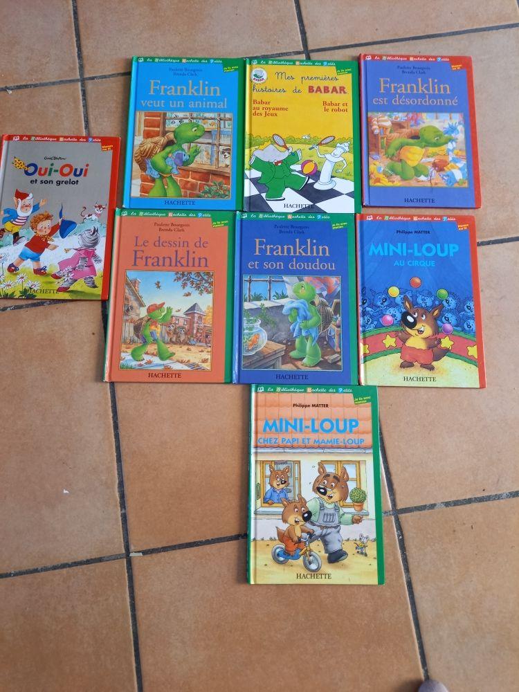 livres enfant bon état 30 Carquefou (44)