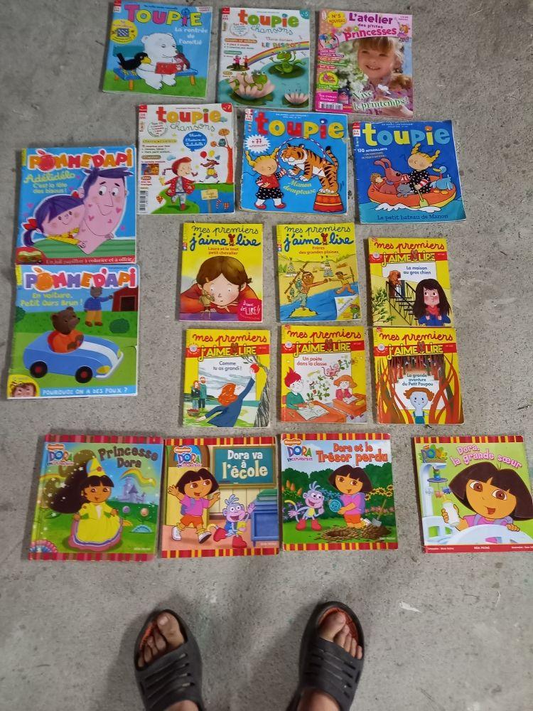 livres enfant bon état 20 La Varenne (49)