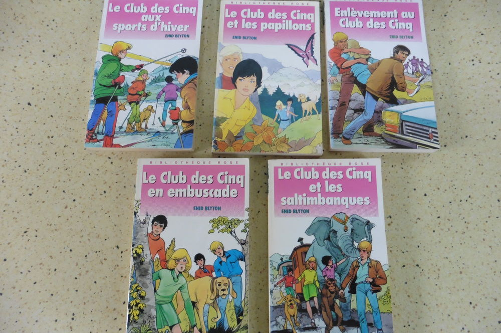 Lot de livres enfant ( VINTAGE  ) 6 Sainte-Geneviève-des-Bois (91)