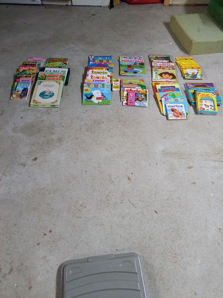 livres enfant 25 La Varenne (49)