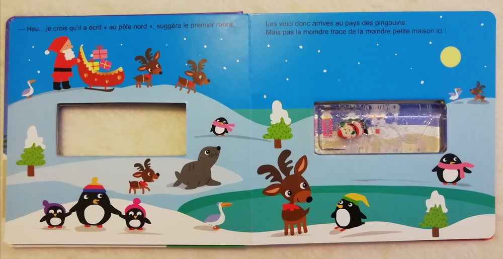 Lot 8 livres enfants Noël Livres et BD
