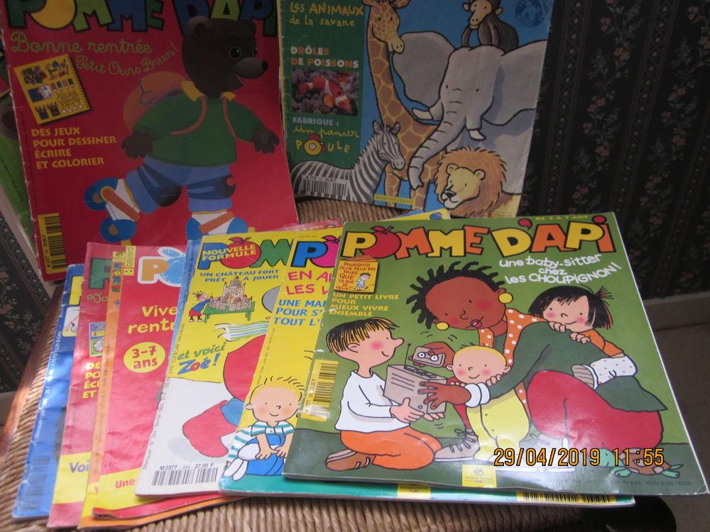 livres enfants  POMME D'API  1 Soucelles (49)