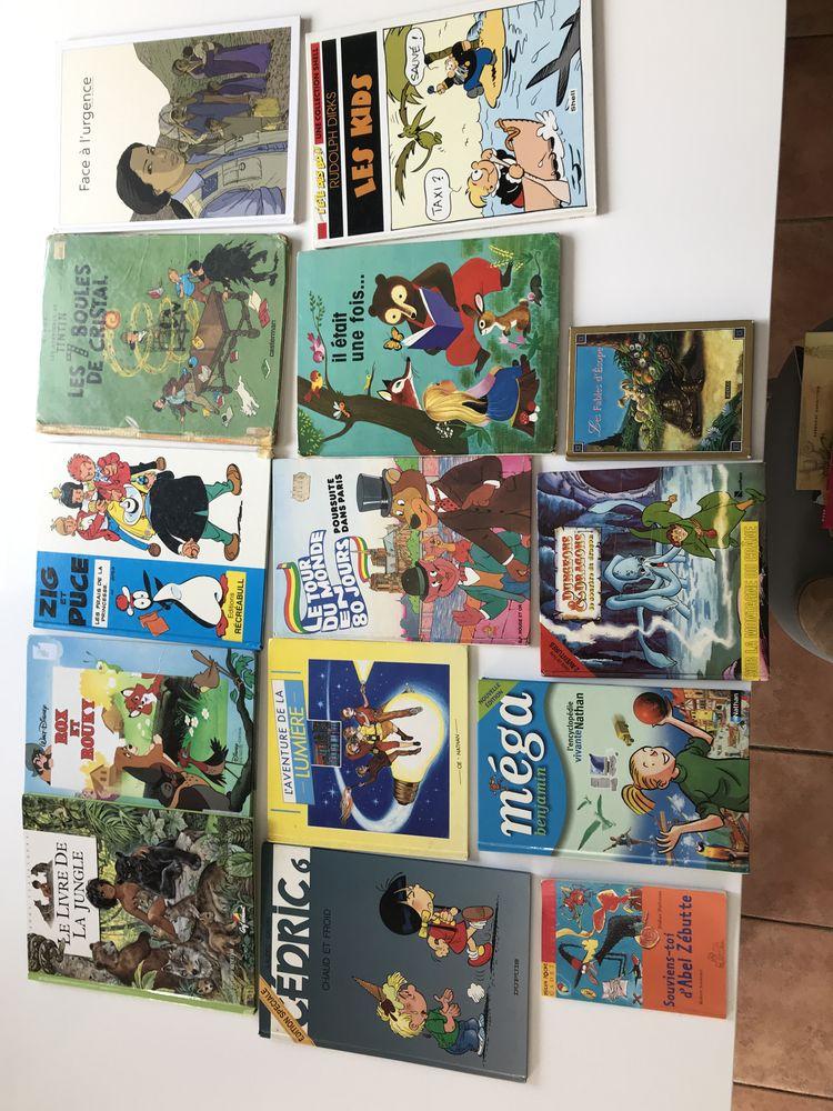 Livres enfants  10 Saint-Aubin (40)