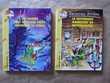 2 livres Geronimo Stilton