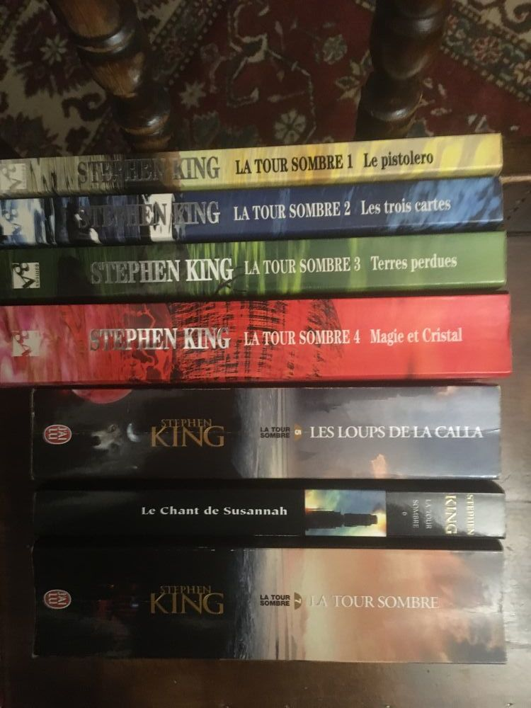 Livres grand format Stephen King 0 Aubagne (13)