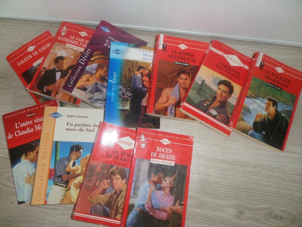 lot livres Harlequin 11 Ancenis (44)