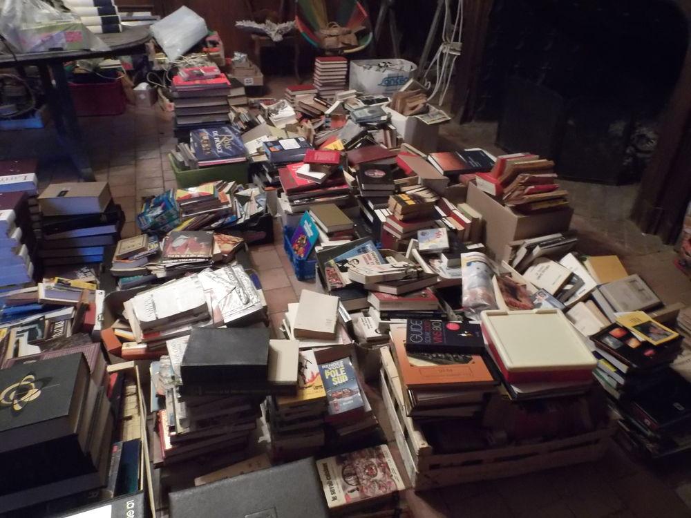 lot de livres important 800 kilos 80 Quimperlé (29)