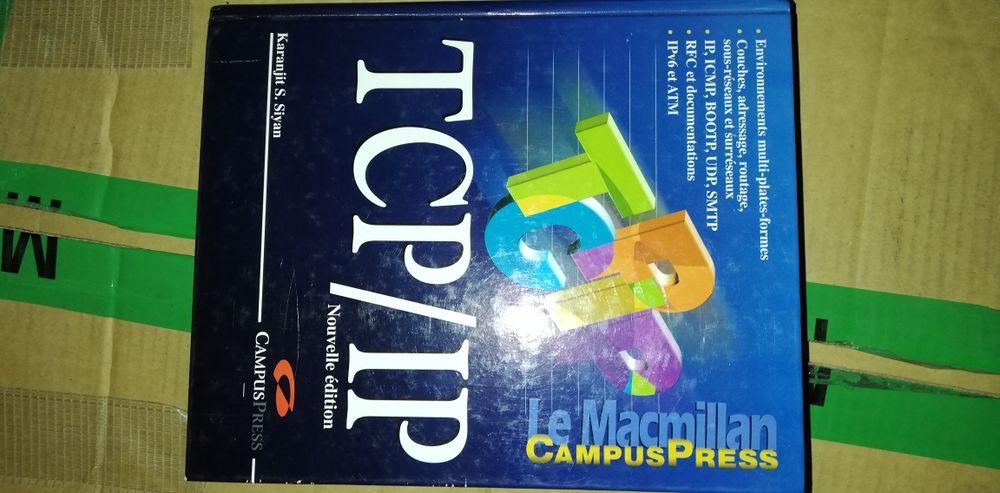 Livres informatiques tcp/ip linux c   msdos unix hp 10 Sarcelles (95)