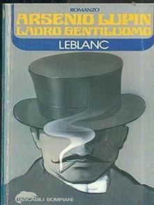 2 livres en Italien de M. LEBLANC, Arsène Lupin Livres et BD