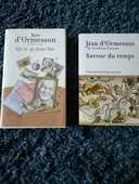 Livres de jean d Ormesson 5 Aix-les-Bains (73)
