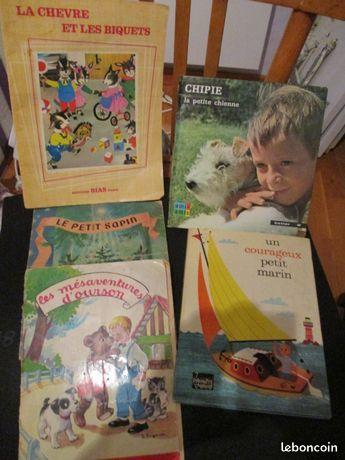 Livres jeunes enfants vintage 0 Mérignies (59)