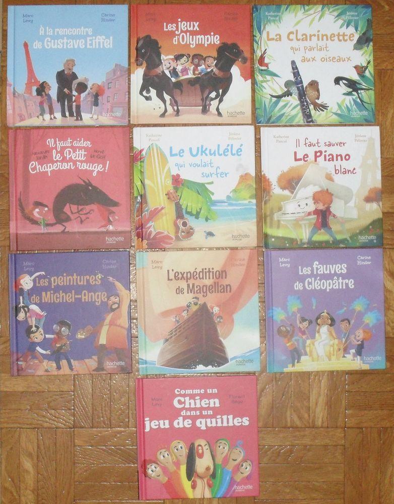 Lot de 10 livres jeunesse Edition Hachette Jeunesse. 30 Montreuil (93)