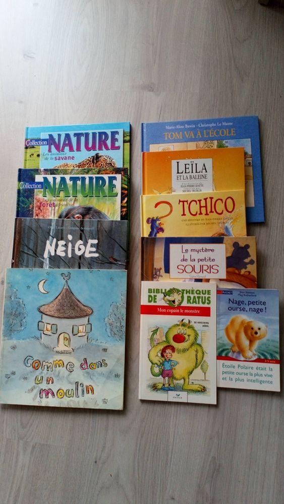 Lot de 10 livres jeunesse, état neuf. 5 Mont-Saint-Aignan (76)