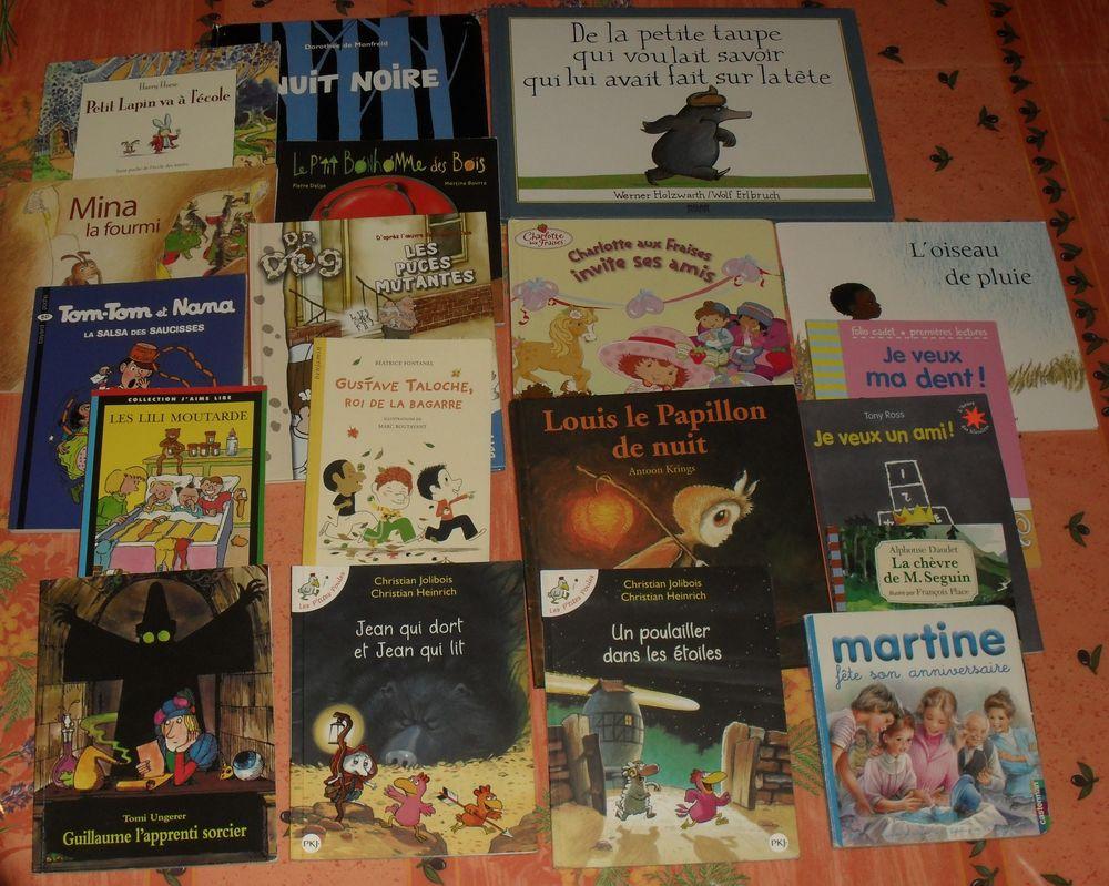 Lot de 19 livres de Jeunesse en parfait état 50 Montreuil (93)