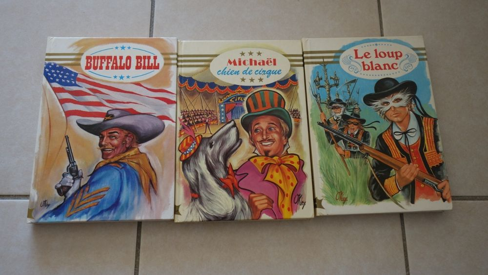 Livres jeunesse Vintage 3 Hyères (83)