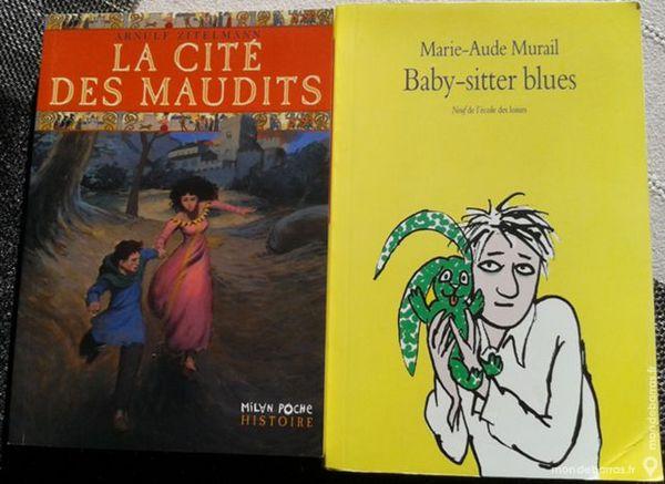 2 livres jeunesse 4 Aydat (63)
