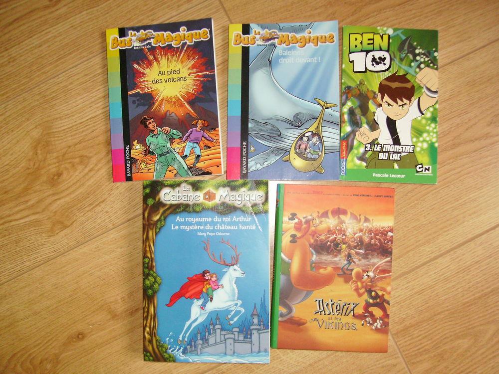 livres jeunesse 5 Septfonds (82)