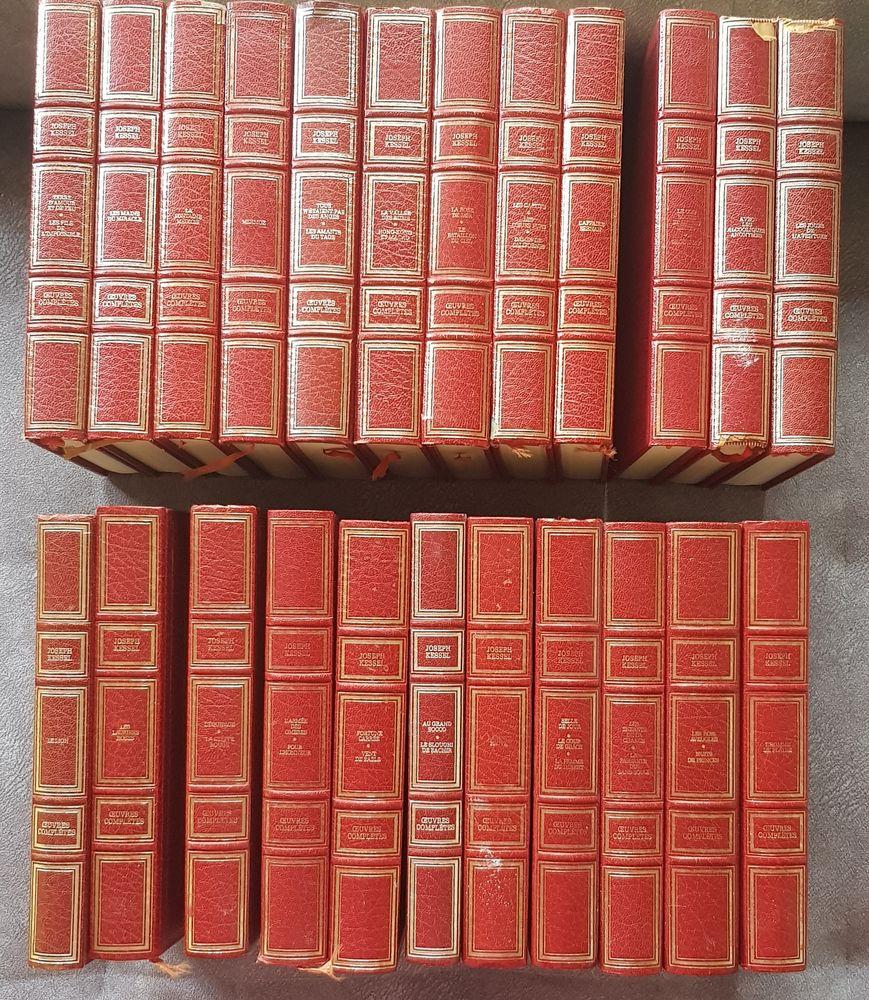 23 livres de Joseph Kessel 30 Mandelieu-la-Napoule (06)