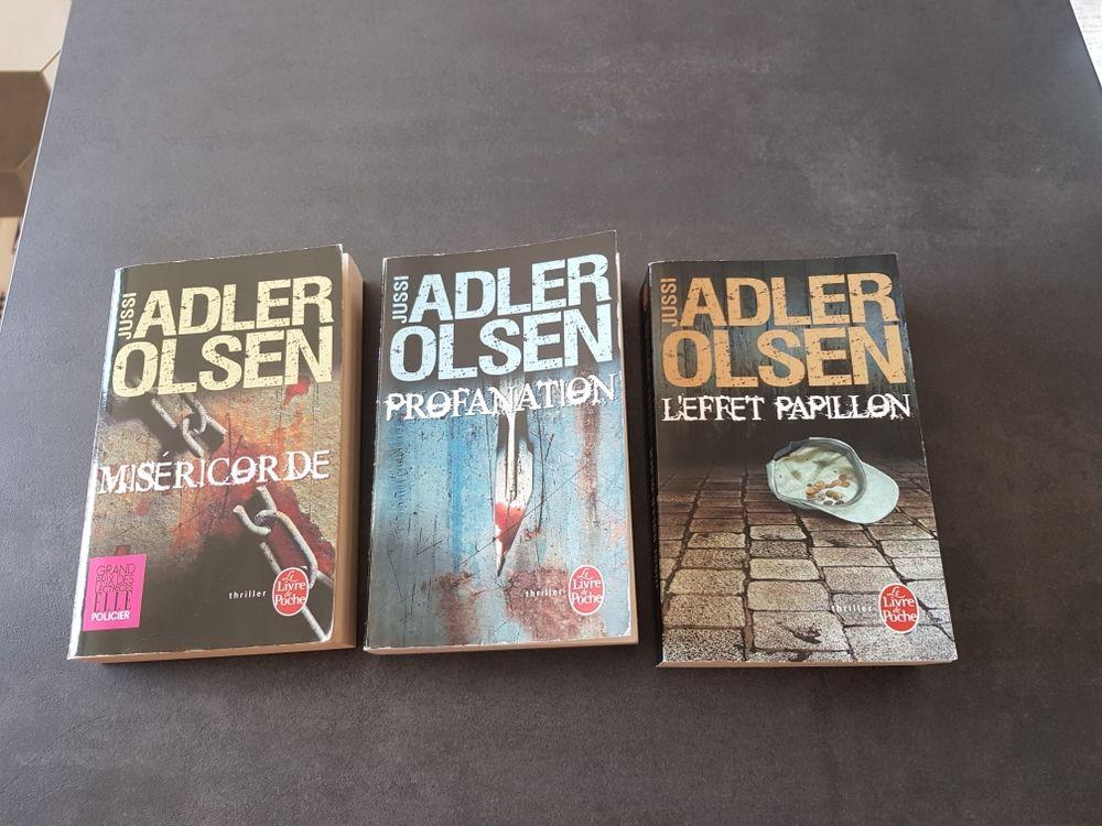 Livres Jussi Adler Olsen 12 Hœrdt (67)