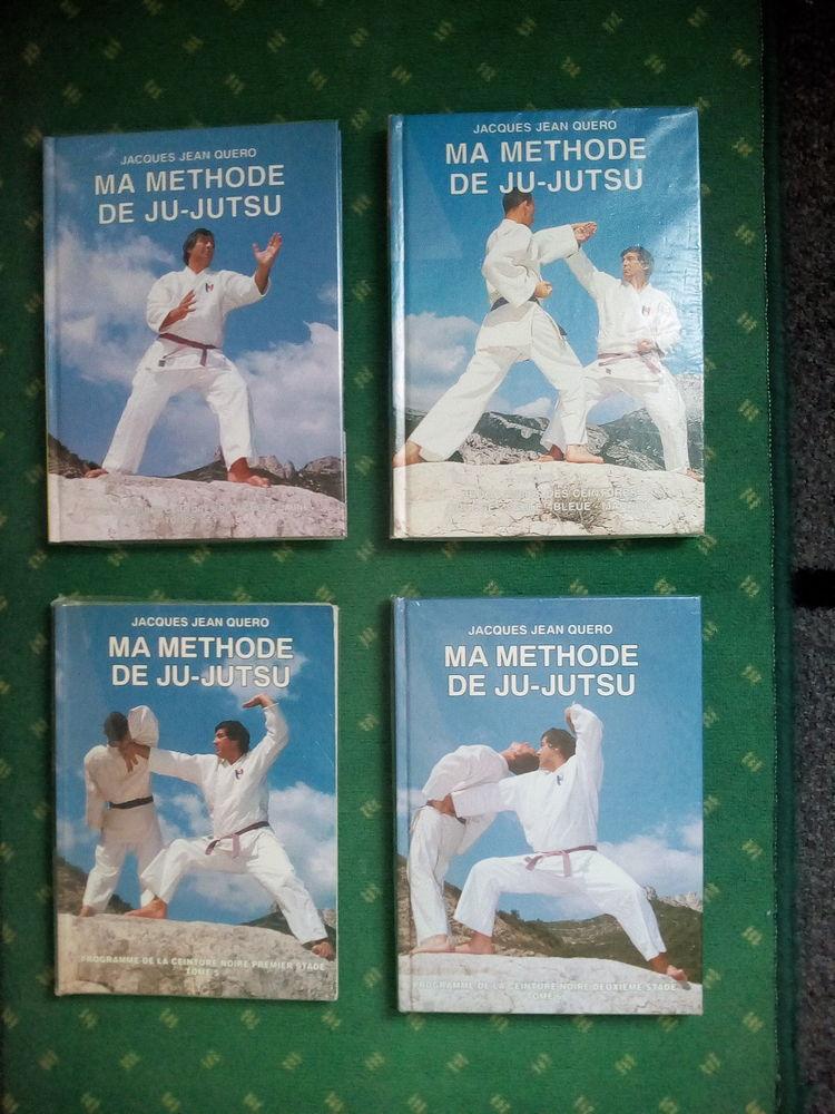 Livres =  Ju-Jutsu Traditionnel Méthode Wa-Jutsu  - Jjquero 500 Arques (62)