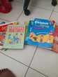 livres  de  lecture  et cahiers  d'activités  de CP 1 Morne-à-l'Eau (97)