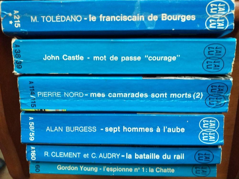 Lot de 6 livres J'ai LU Leur Aventure 20 Montauban (82)