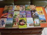 Lot de livres littérature contemporaine et romans