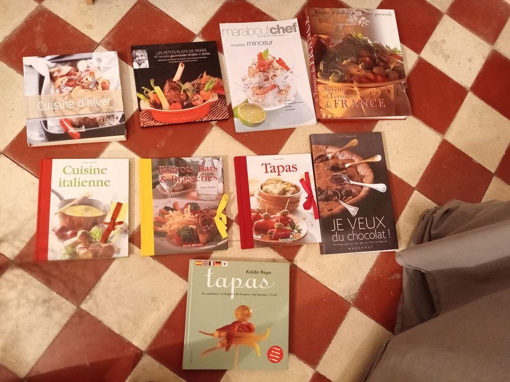 Livres et livrets recettes de cuisine 1 Herblay (95)