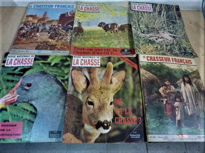 livres /magasines sur la chasse 8 Saint-Médard-en-Jalles (33)