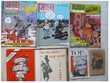 livres et magazines anciens - 1916 , 1945 .........zoe Martigues (13)