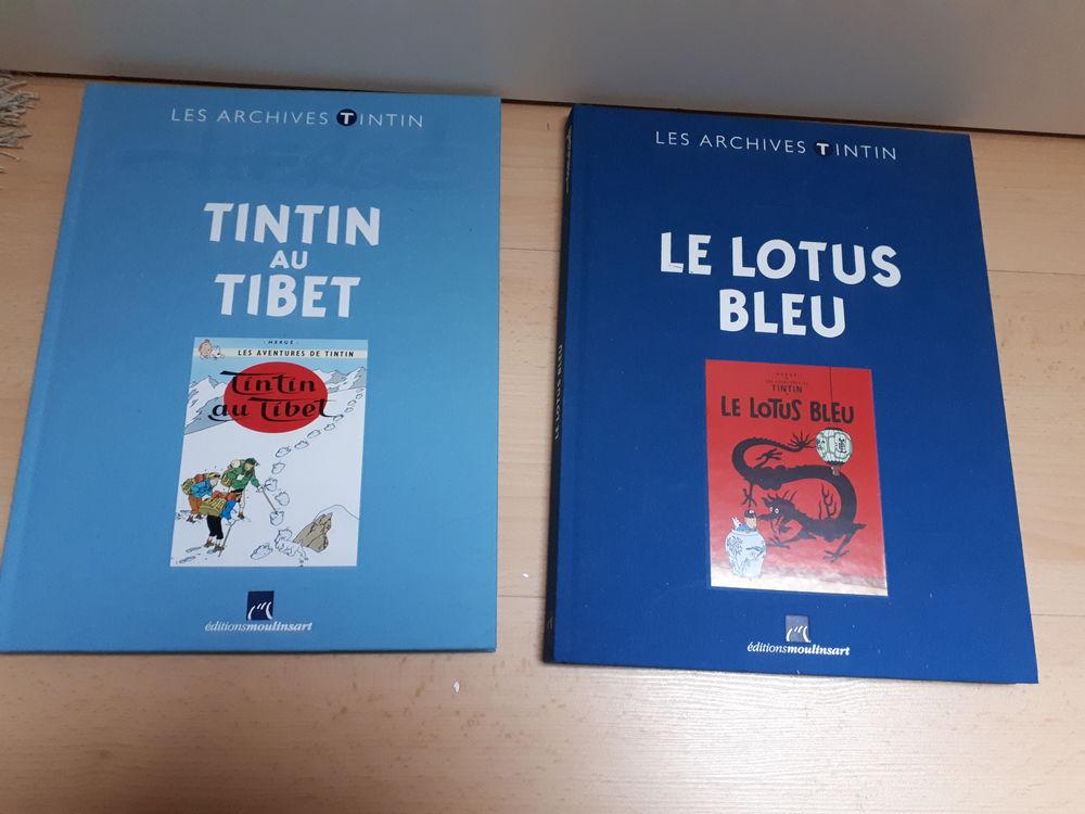 Livres et magazines Tintin 12 Laillé (35)