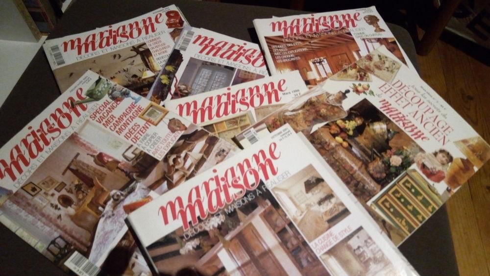 7 Livres Marianne Maison 25 Villeneuve-sur-Lot (47)