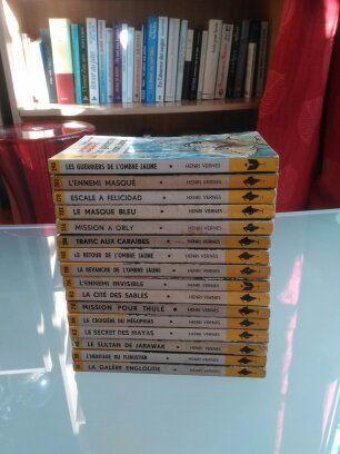 16 livres BOB MORANE 50 Vaison-la-Romaine (84)