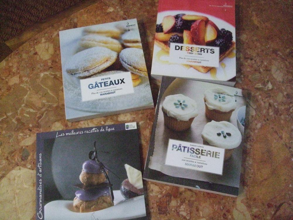 Livres neufs, recettes salées et sucrées. Lot n°4. 18 Sablet (84)