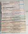 Lot de 23 livres NOUS DEUX - de 1988 à 1992