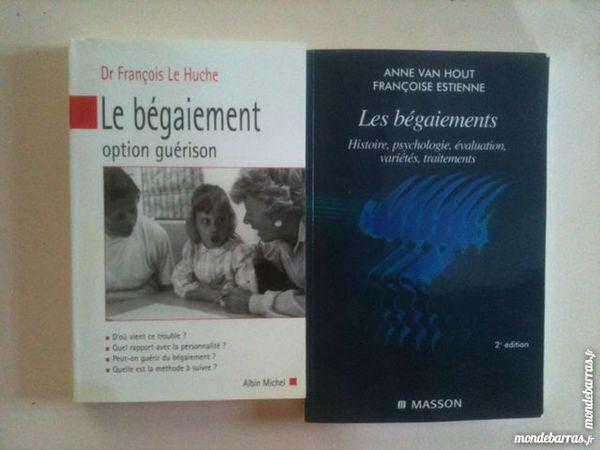 Livres d'Orthophonie Livres et BD