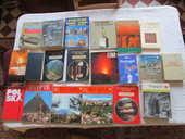 Livres sur pays, voyages, sites lot n°3 4 Herblay (95)