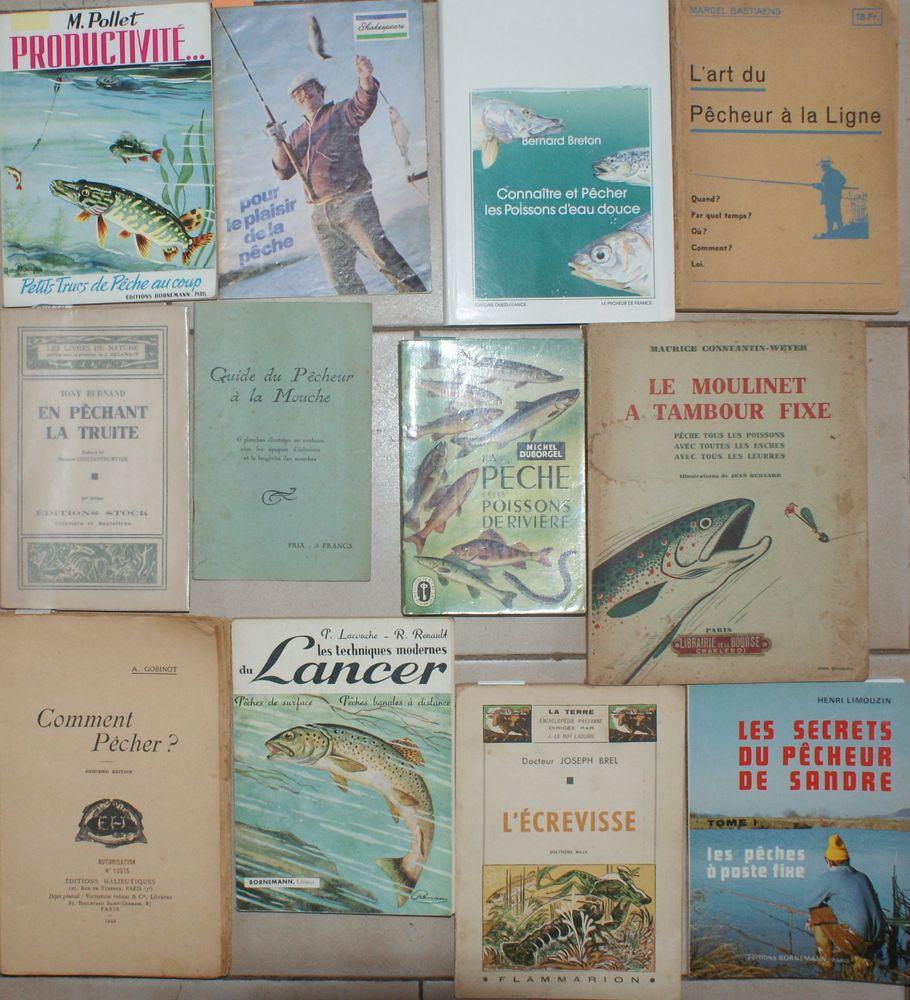 livres de pêche 12 à bas prix 99 Montcy-Notre-Dame (08)
