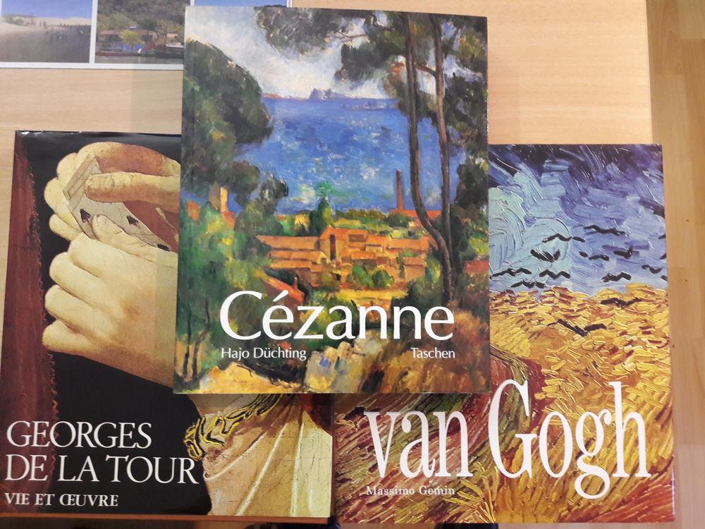 Lot de 3 livres sur la peinture 50 Grenoble (38)