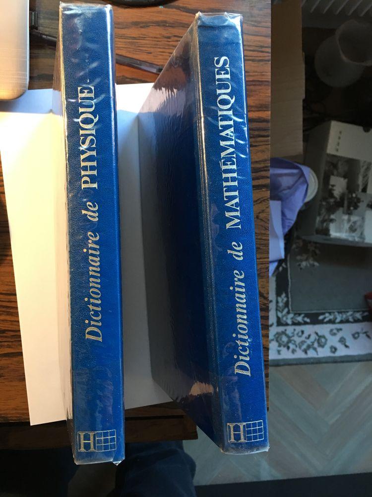 livres de  PHYSIQUE et de MATHEMATIQUES   10 Harnes (62)