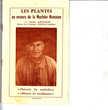 597 lot de six livres LES PLANTES THERAPEUTIQUES NATURELLES Livres et BD