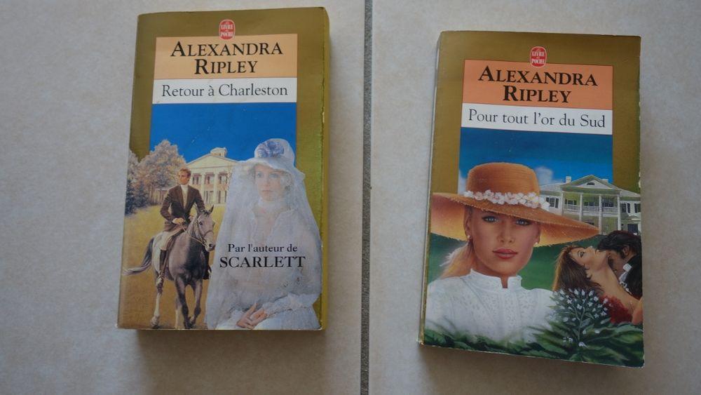 Livres de poche Alexandra Ripley 2 Hyères (83)