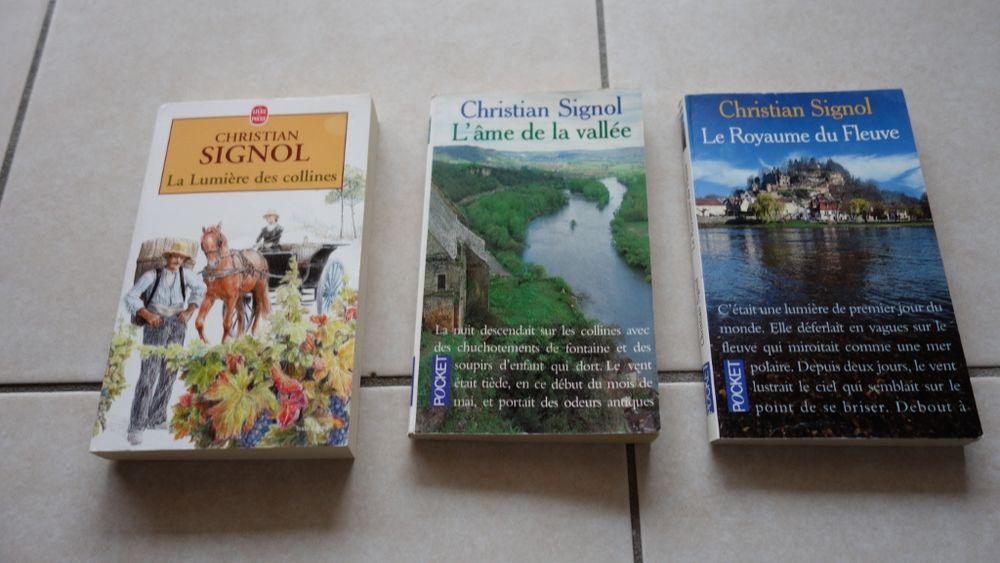 Livres de poche: Christian Signol 2 Hyères (83)