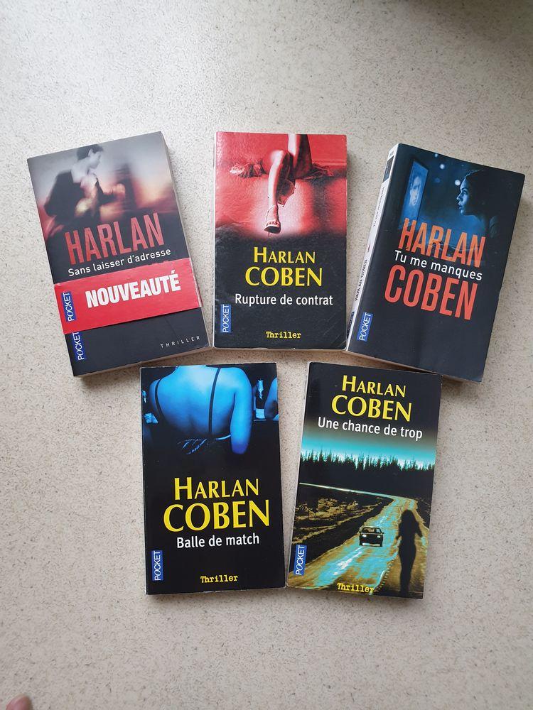 Livres de poche Harlen COBEN. 10 Boulogne-Billancourt (92)