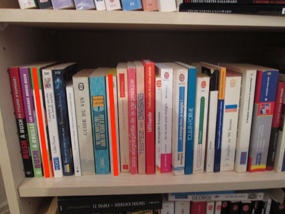 Livres poche histoire, culture, humour lot n°1 1 Herblay (95)