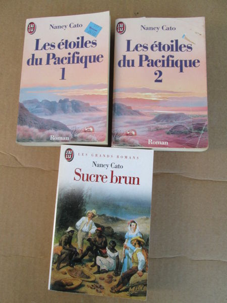 Livres de poche Nancy Cato 1 Castres (81)