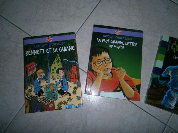 livres de poche pour enfant 10-12 ans Livres et BD