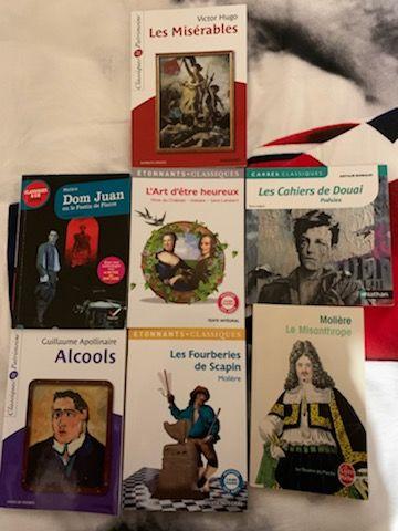 livres de poche pour collège et lycée 5 Montdidier (80)